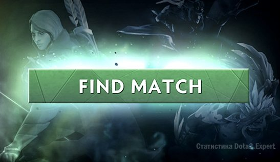 Обновление Matchmaking Rating Dota 2