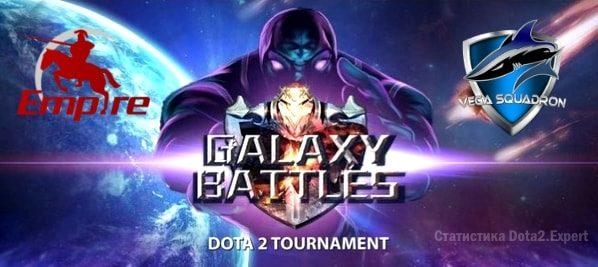 прогноз empire - vega squadron на 28.11.2017 Galaxt Battles 2