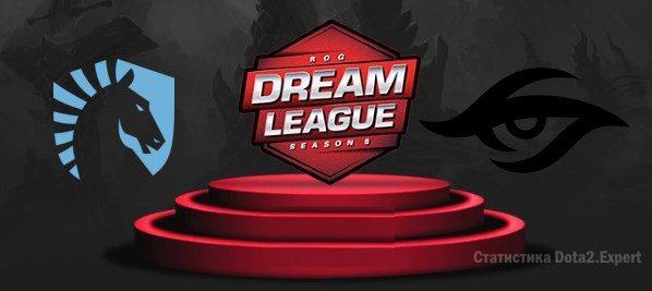 Прогноз Secret Liquid на DreamLeague S8 Major 02 12 2017