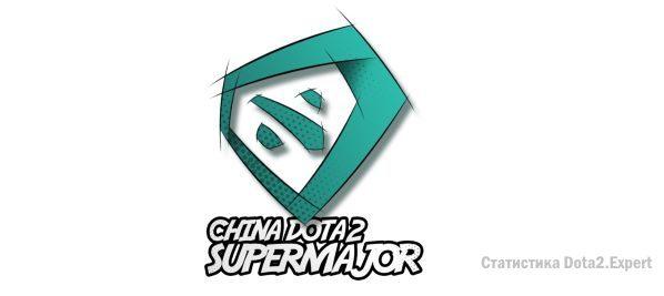 Dota 2 China SuperMajor — Турнирная сетка и расписание