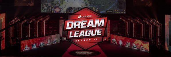 DreamLeague S10 Minor — Турнирная таблица и расписание