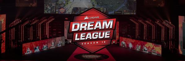 Сетка DreamLeague Season 10 Minor 2018