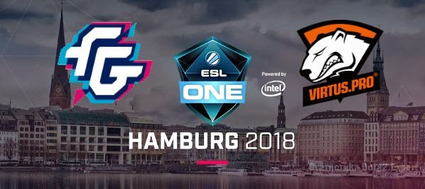 Прогноз Virtus Pro vs Forward Gaming на ESL Hamburg 2018 23 10