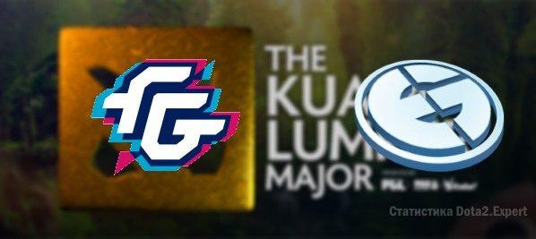 Прогноз Evil Geniuses vs Forward на Куала Лумпур Мажор 13-11-2018